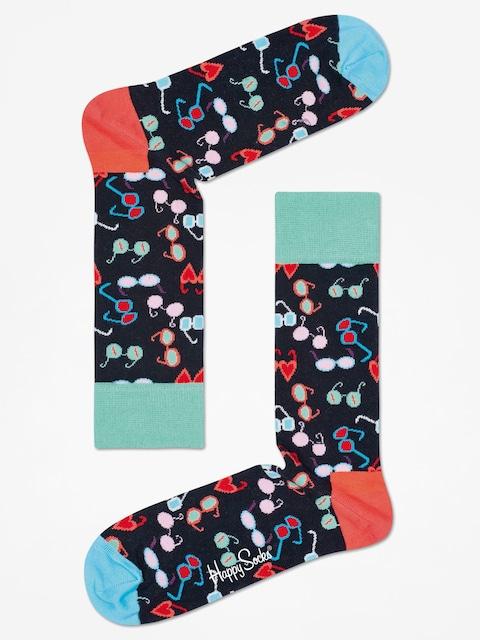 Ponožky Happy Socks Glasses (black/multi)
