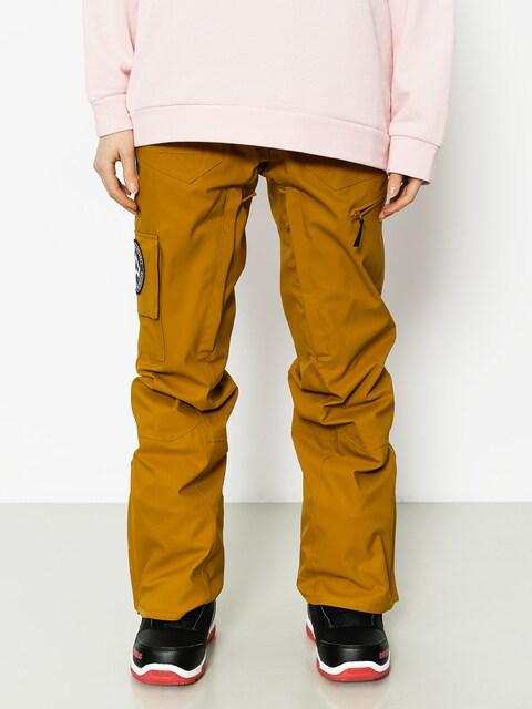 Snowboardové nohavice Westbeach Atomic Pant Wmn (brown sugar)