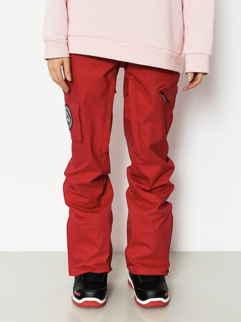 Snowboardové nohavice Atomic Westbeach Pant Wmn (cherry)