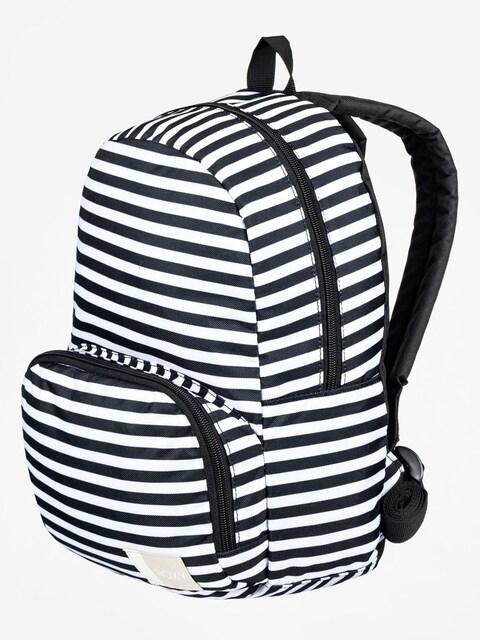 Batoh Roxy Always Core Wmn (bright white basic stripe)