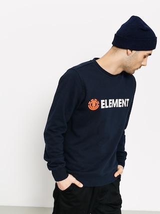 Mikina Element Blazin Crew (eclipse navy)