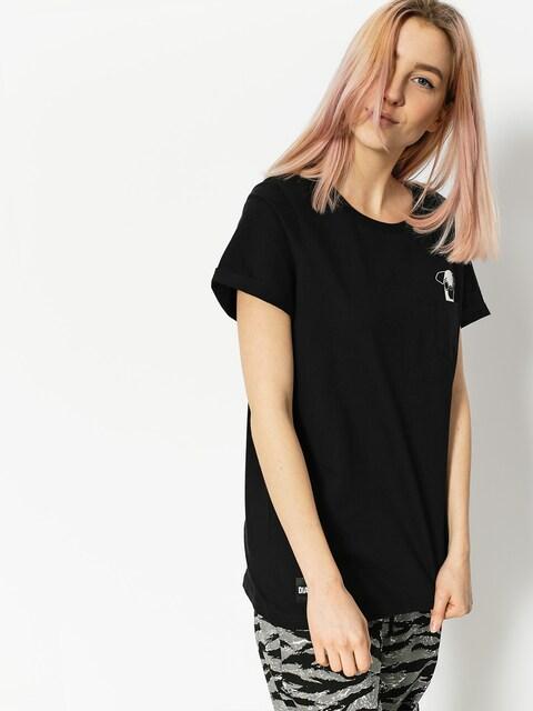 Tričko Diamante Wear Dogmom Wmn (black)