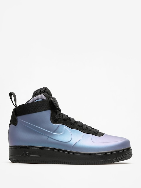 Topánky Nike Air Force 1 Foamposite Cupsole (light carbon/light carbon black)