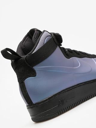 Topánky Nike Air Force 1 Foamposite Cupsole (light carbon/light carbon black)