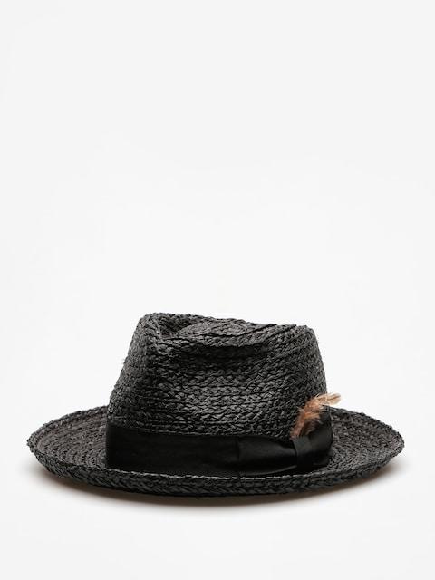 Klobúk Brixton Crosby Fedora (black)