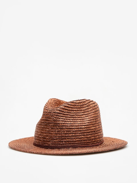 Klobúk Brixton Lera Fedora Wmn (antique copper)