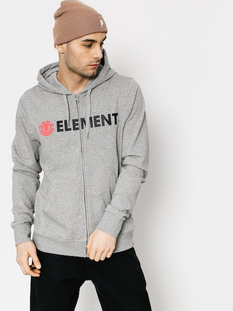 Mikina Element Blazin ZHD (grey heather)