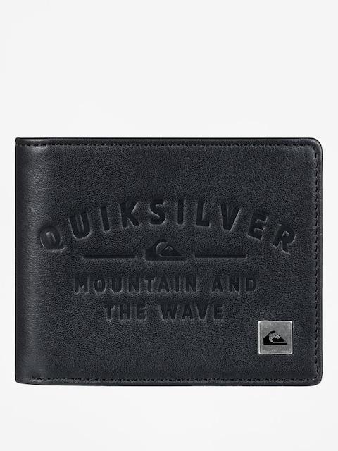 Peňaženka Quiksilver Mack IV (black)
