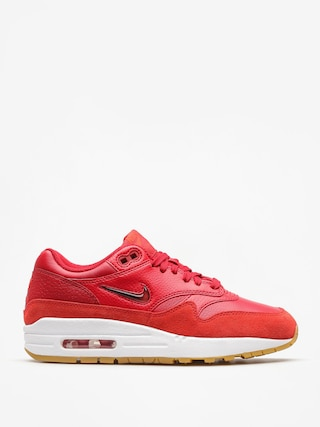 Topánky Nike Air Max 1 Premium Sc Wmn (gym red/gym red speed red)