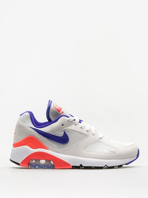 Topánky Nike Air Max 180 Wmn (white/ultramarine solar red black)