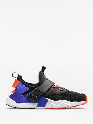 Topánky Nike Air Huarache Drift Premium (black/rush violet rush orange)