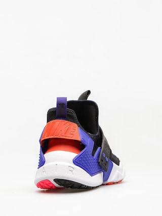 Topánky Nike Air Huarache Drift Premium (black/rush violet rush orange)