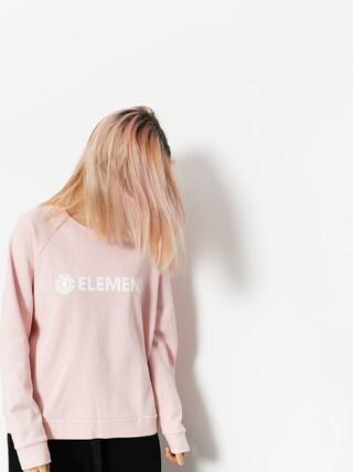 Mikina Element Logic Wmn (rose quartz)