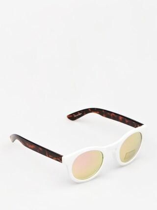 Slnečné okuliare Vans Lolligagger Wmn (white/matte tortoise)