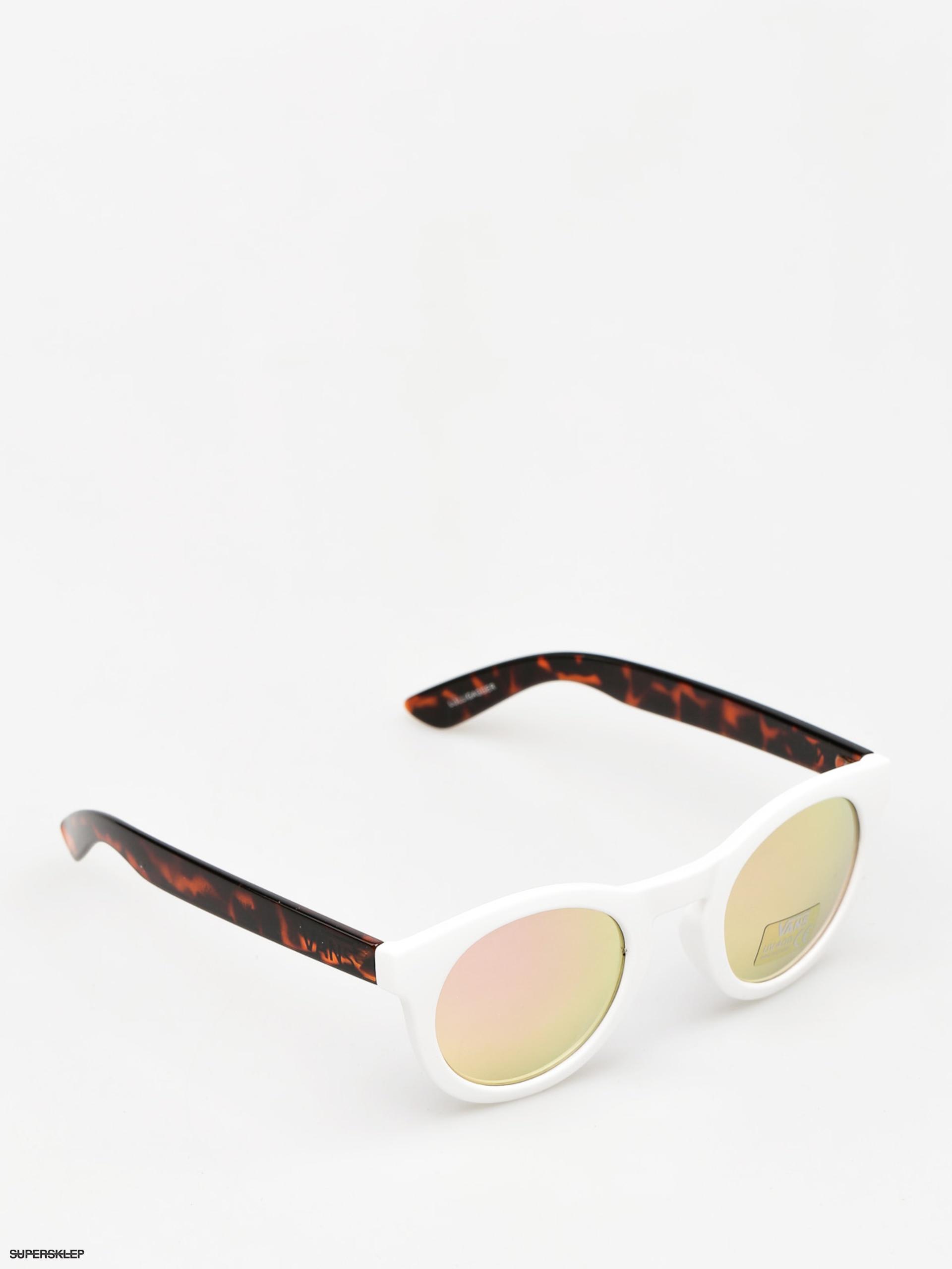 Slnečné okuliare Vans Lolligagger Wmn (white matte tortoise) 4507574451e