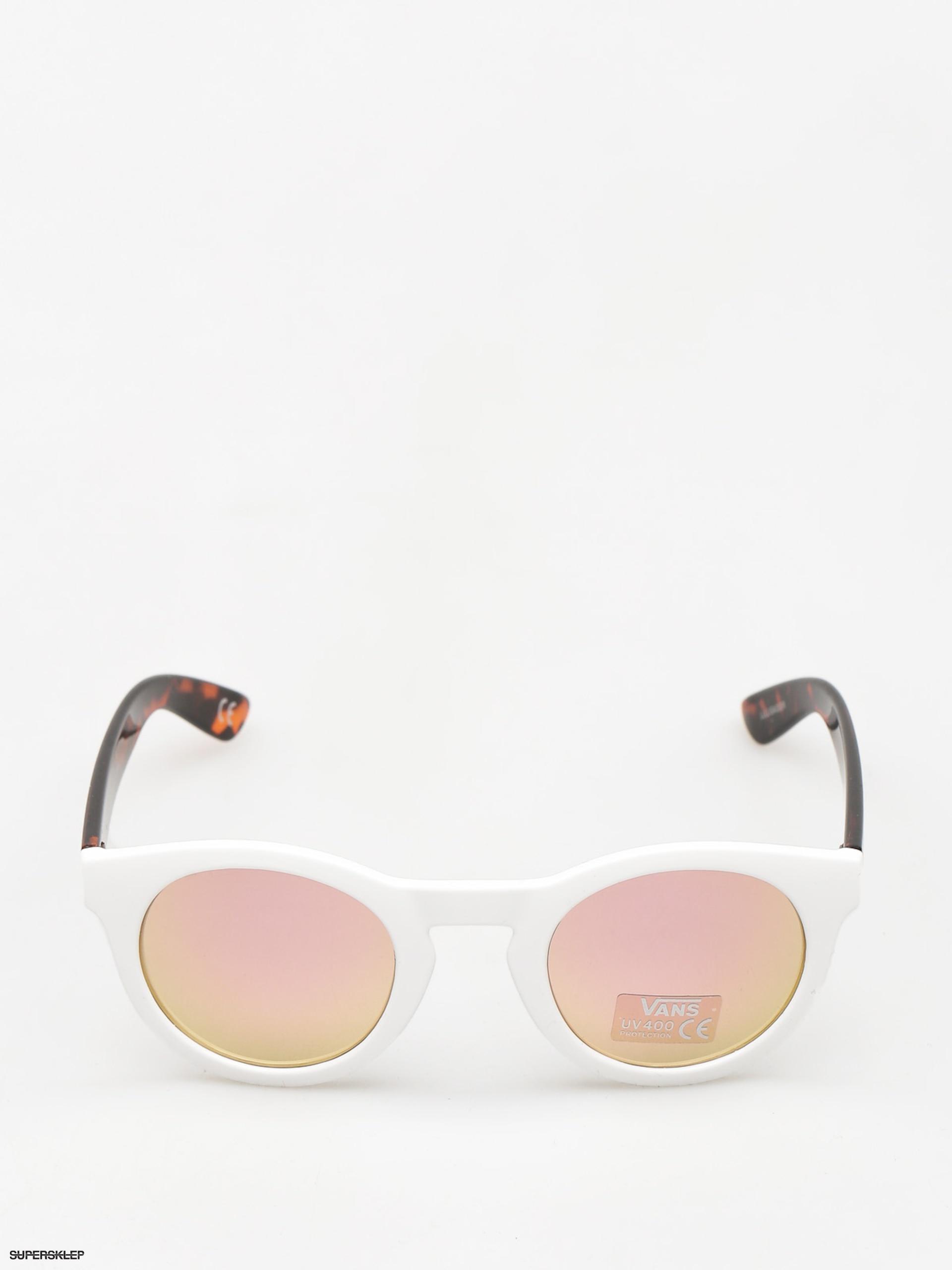 660c7d298 Slnečné okuliare Vans Lolligagger Wmn (white/matte tortoise)