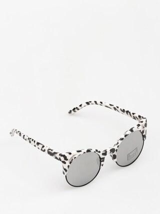 Slnečné okuliare Vans Window Pane Wmn (black white/tortoise)