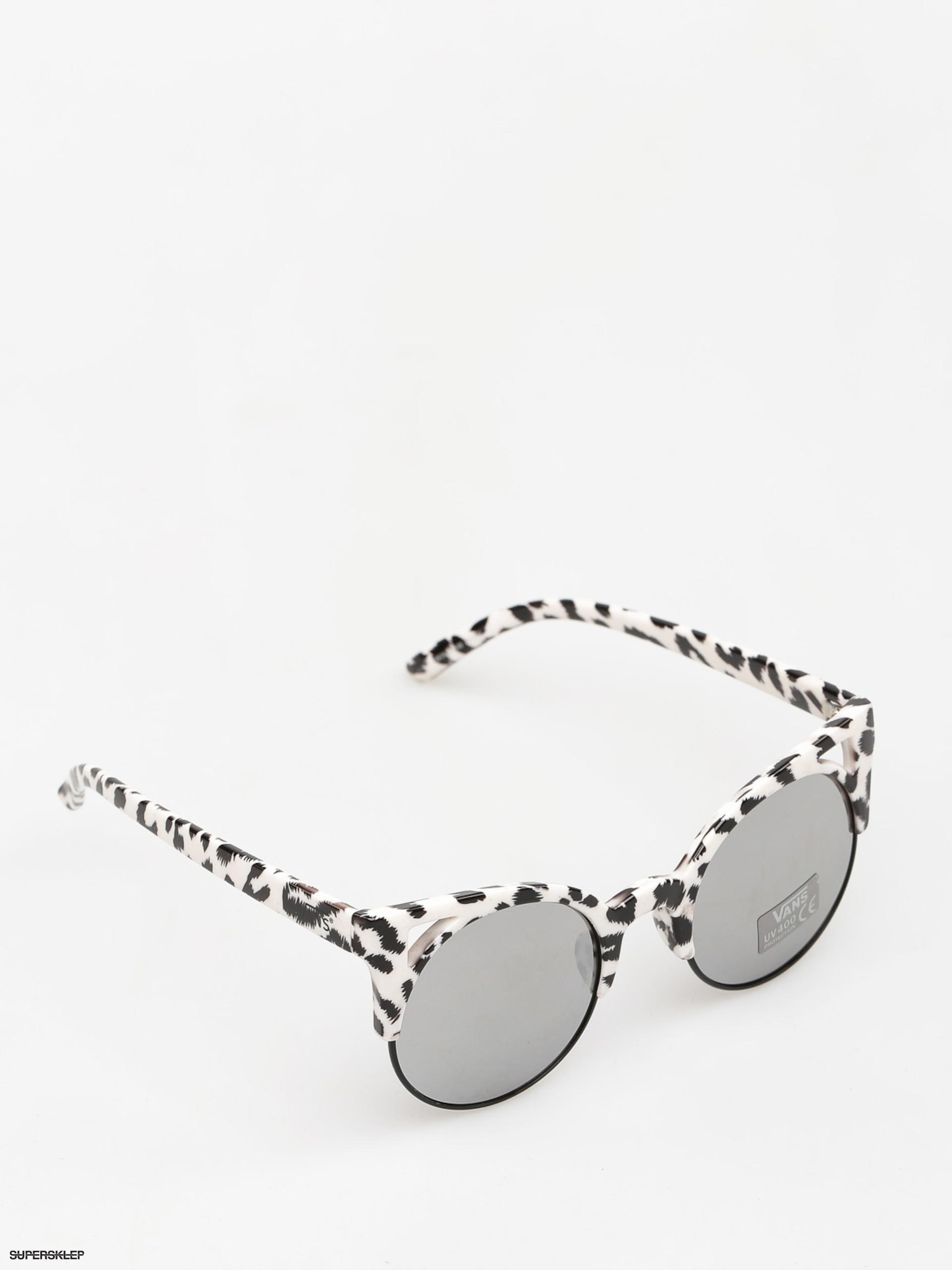 Slnečné okuliare Vans Window Pane Wmn (black white tortoise) 592e4d6f092