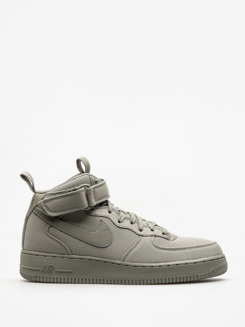 Topánky Nike Air Force 1 Mid 07 Canvas (dark stucco/dark stucco twilight marsh)