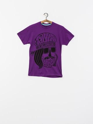 Tričko Malita  Hippie (violet)