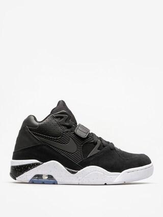 Topánky Nike Air Force 180 (black/black white)