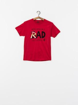 Detské tričko Volcom Rad Influence (blr)