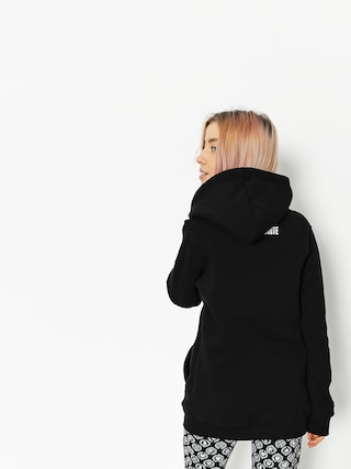 Mikina s kapucňou Diamante Wear Sore HD (black)