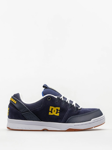 Topánky DC Syntax (navy/white)