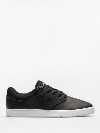 Topánky DC Visalia (black/white)