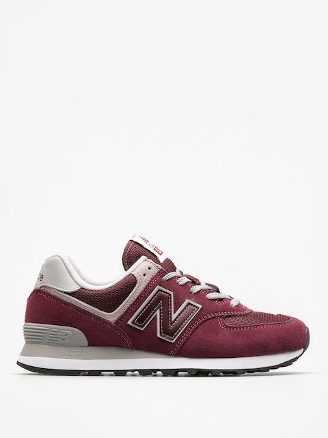 Topánky New Balance 574 (burgundy)
