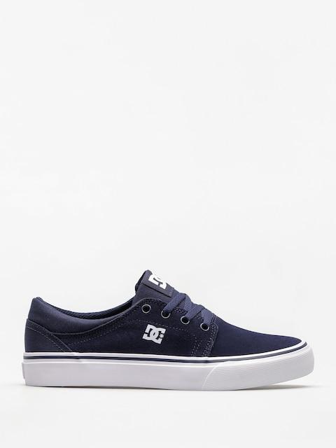 Detské topánky DC Trase (navy)