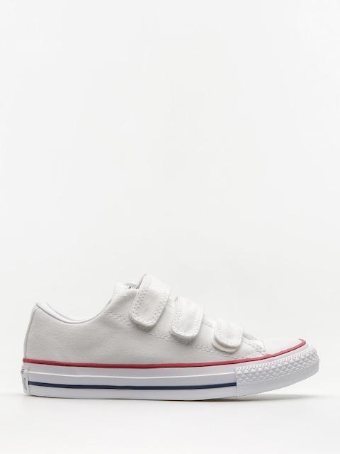 Tenisky Converse Chuck Taylor All Star 3V Ox Wmn (white/insignia blue/garnet)