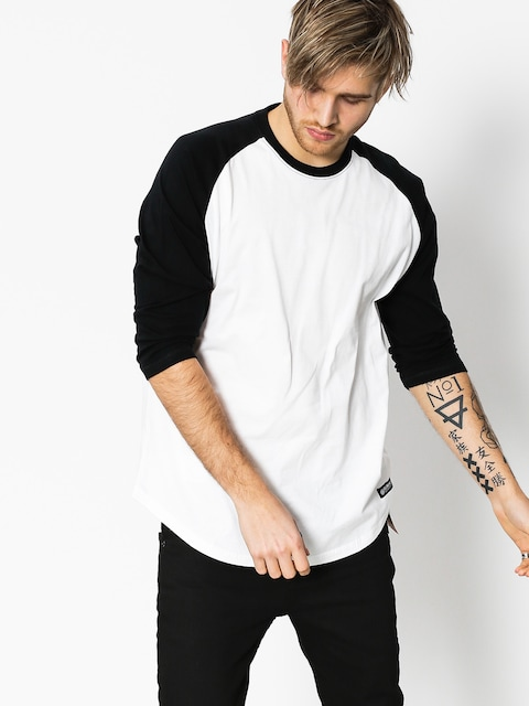 Tričko Element Basic Raglan Qtr (optic white)