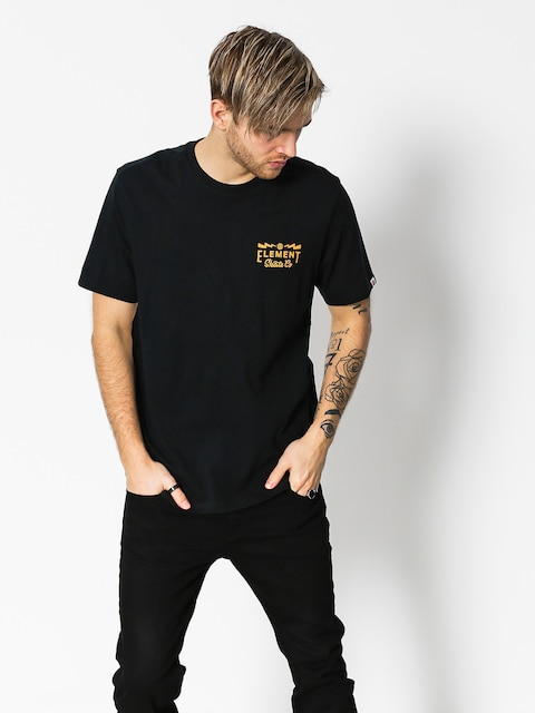 Tričko Element Zap (flint black)