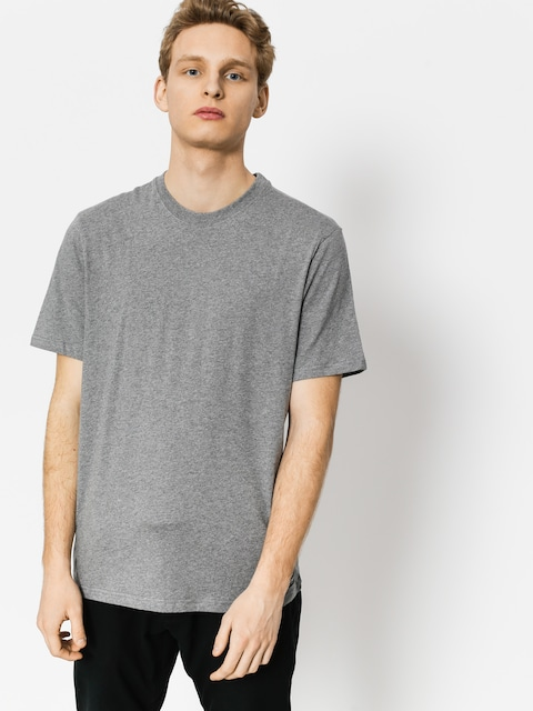 Tričko Element Basic Crew (grey heather)