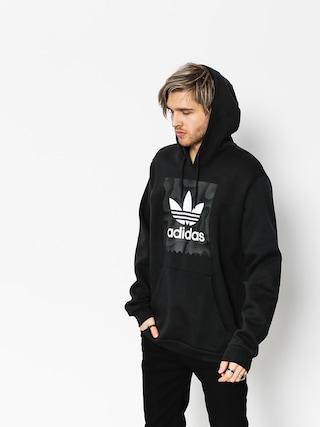 Mikina s kapucňou adidas Bb Wp HD (black/dgsogr)