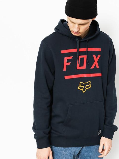 Mikina s kapucňou Fox Listless HD (mdnt)