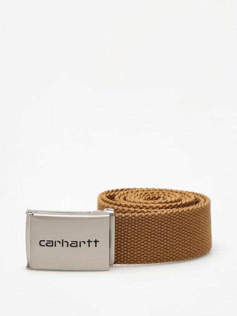 Opasok Carhartt Clip Chrome (hamilton brown)