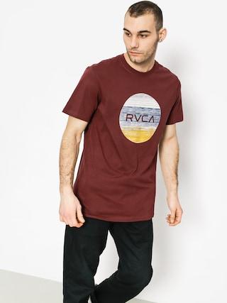 Tričko RVCA Rvca Motors Standard (tawny port)