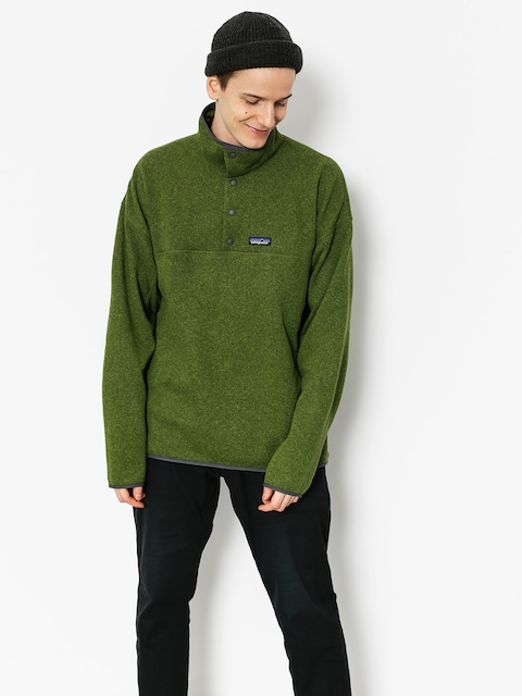 Mikina Patagonia LW Better Sweater Marsupial (sprouted green)
