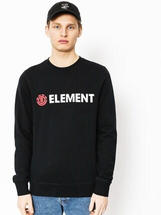 Mikina Element Blazin Crew (flint black)