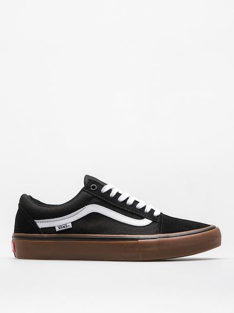 Topánky Vans Old Skool Pro (black/white/medium/gum)