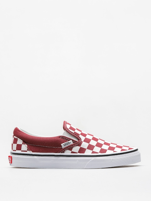 Topánky Vans Classic Slip On (checkerboard/apple/butter/true/white)