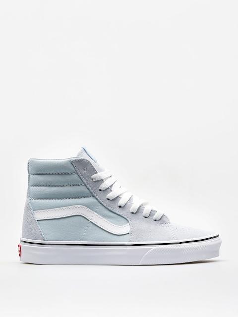Topánky Vans Sk8 Hi (baby/blue/true/white)