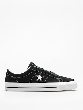 Topu00e1nky Converse One Star Pro Refinement Ox (black/white/white)