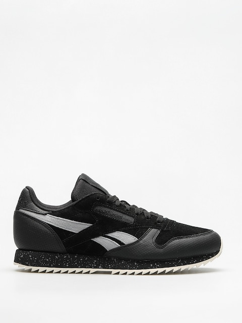 Tenisky Reebok Cl Lthr Ripple Sm (black/cool shadow/ch)
