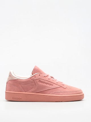 Topánky Reebok Club C 85 Nbk Wmn (chalk pink/pale pink)