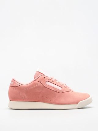 Topu00e1nky Reebok Princess Woven Emb Wmn (sweet pink/chalk)