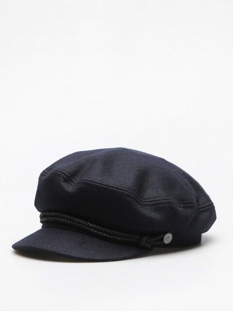 Klobúk so šiltom Brixton Bosmanka Fiddler ZD (navy/black)