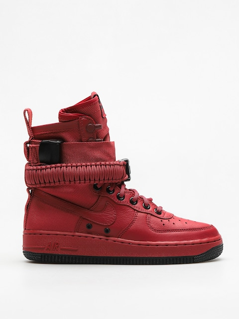 Topánky Nike Sf Air Force 1 Wmn (cedar/cedar black)